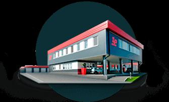 Промышленные и складские терминалы, специальные объекты