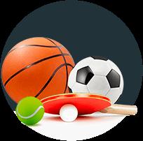 Спортивные объекты и детские площадки