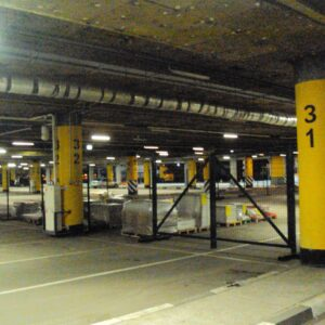 Промышленные и складские терминалы, режимные объекты