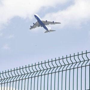 Ограждения для аэропортов и аэродромов